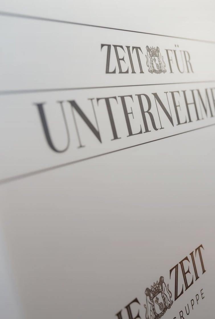 Teaser Image - Geschäftskunden - DIE ZEIT Verlagsgruppe